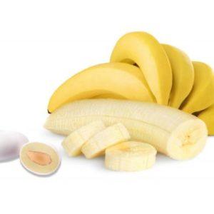 mandorle-ricoperte-da-un-leggero-gusto-di-banana